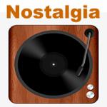 Logo da emissora Rádio Nostalgia Teresina