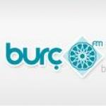 Logo da emissora Burc 88.8 FM