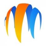 Logo da emissora Manchete Web Rádio