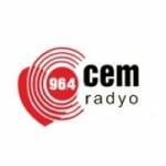 Logo da emissora Cem Radio 96.4 FM