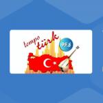 Logo da emissora Tempo Türk Radio 95.8 FM