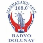 Logo da emissora Radio Dolunay 108.0 FM