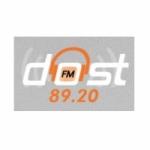 Logo da emissora Radio Dost FM 89.2