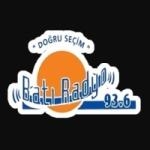 Logo da emissora Bati Radio 93.6 FM