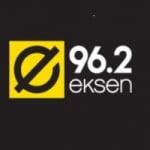 Logo da emissora Eksen 96.2 FM