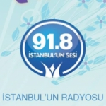 Logo da emissora Istanbul'un Sesi Radio 91.8 FM