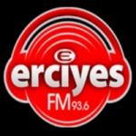Logo da emissora Erciyes 93.6 FM