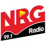 Logo da emissora NRG Radio 99.1 FM
