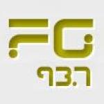 Logo da emissora FG 93.7 FM