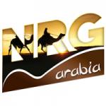 Logo da emissora NRG Radio Arabia