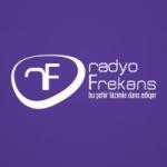 Logo da emissora Radio Frekans 91.5 FM