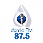 Logo da emissora Radio Damla 87.5 FM
