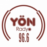 Logo da emissora Yön Radio 96.6 FM