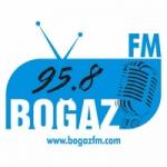 Logo da emissora Radio Bogaz 95.8 FM