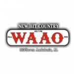 Logo da emissora WAAO 103.7 FM
