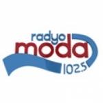 Logo da emissora Radio Moda 102.5 FM