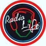 Logo da emissora Radio Life 89.1 FM