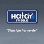 Logo da emissora Radio Hatay 99.0 FM
