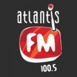 Logo da emissora Radio Atlantis 100.5 FM