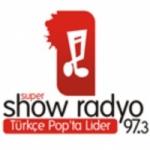 Logo da emissora Hatay Show Radyo 97.3 FM