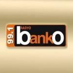 Logo da emissora Radio Banko 99.1 FM