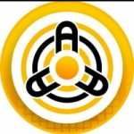 Logo da emissora Rádio Alvorada 90.9 FM