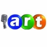 Logo da emissora Radio ART 106.4 FM