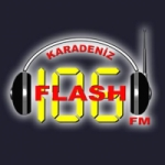 Logo da emissora Radio Flash 106.0 FM