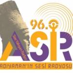 Logo da emissora ASR FM 96.0