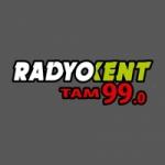 Logo da emissora Radio Kent 99.0 FM