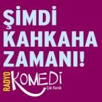 Logo da emissora Radio Komedi