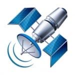Logo da emissora Rádio Antena Sat