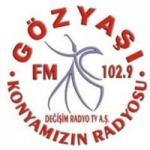 Logo da emissora Radio Gozyasi 102.9 FM