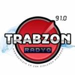 Logo da emissora Trabzon Radio 91.0 FM