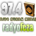 Logo da emissora Radio Feza 97.4 FM