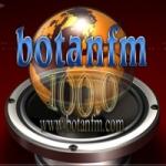 Logo da emissora Radio Botan 100.0 FM