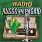 Logo da emissora Rádio Russo Papagaio