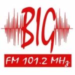 Logo da emissora Radio Big 101.2 FM