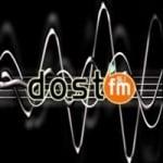 Logo da emissora Radio Dost 96.1 FM
