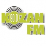 Logo da emissora Kozan 90 FM