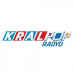 Logo da emissora Kral Pop Radio 94.7 FM