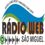Logo da emissora Rádio Web São Miguel