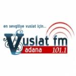 Logo da emissora Radio Vuslat 101.1 FM