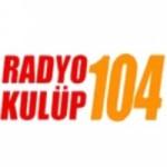 Logo da emissora Radio Kulup 104.0 FM