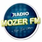 Logo da emissora Rádio Mozer FM