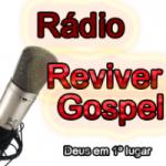 Logo da emissora Rádio Reviver Gospel