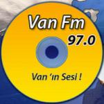 Logo da emissora Radio Van 97.0 FM