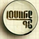 Logo da emissora Radio Lounge 96.0 FM