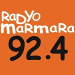 Logo da emissora Marmara 92.4 FM