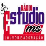 Logo da emissora Web Rádio Studio MS